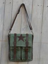 Väska med fack