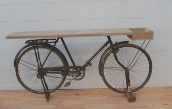 cykel side bord