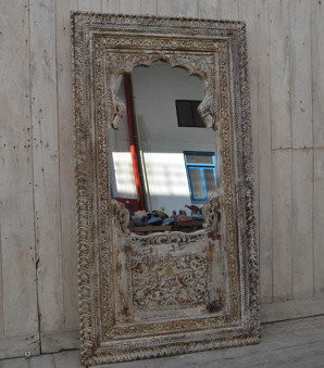 Vacker spegel.