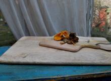 Skär/serveringsbräda