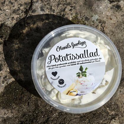 Potatissallad Naturell