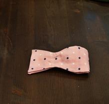 Jacquard Pink