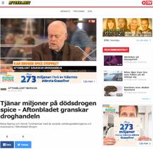 Tjänar miljoner på dödsdrogen spice - Aftonbladet granskar droghandeln