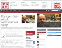 Efter toppmötet - prio på narkotikadöden i Sverige