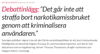 Sydsvenskan 20 februari - Thomas Thomasson