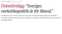 Sydsvenskan 23 februari - Nils Littorin