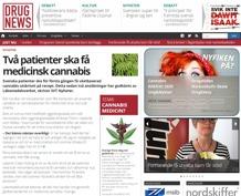 Två patienter ska medicinsk cannabis
