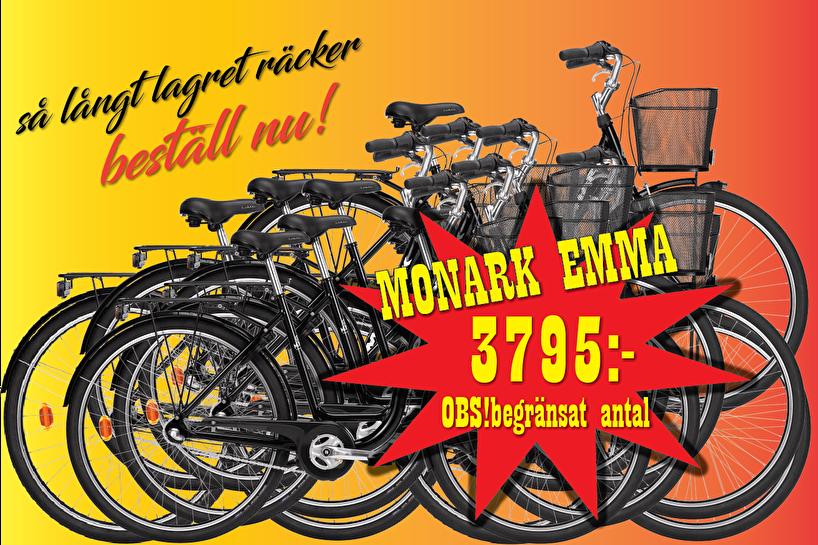 MONARK EMMA billigast