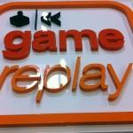 Game replay nära