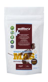 MAS 2.0 Whey Cote d'Ivoire Chocolate 900gr -