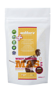 MAS 2.0 Whey Madagascar Vanilla 900gr -