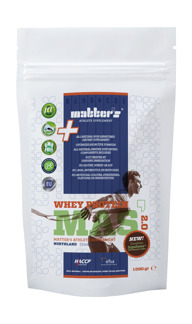 MAS 2.0 Whey Northland Blueberry 900gr -