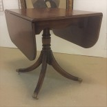 Matsalsbord, Engelsk stil