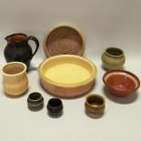 Skålar och fat m.m, keramik
