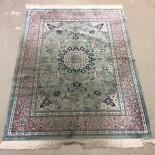 *SÅLD* Orientalisk matta