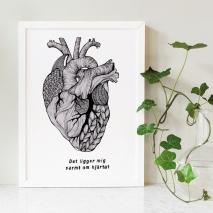Varmt om hjärtat