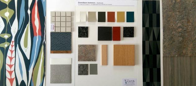 Kulturum/Vox Cultura - Presentation av förslag till  byggfärgsättning