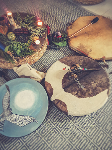 Shaman, gaialife, ania munay, healing, moder jord, transformation, nordisk shamanism, ceremonier