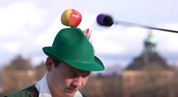 Med Archertag-pilar kan man leka Robin Hood eller Wilhelm Tell utan skador!