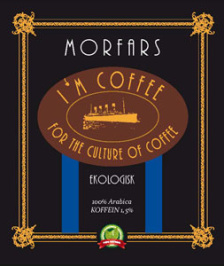 Morfars - Malda bönor 0,250kg