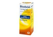 Bisolvon® lösning 125 ml