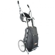 Wheelie vandringsvagn