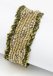 Armband - 2Plan - Armband - Green