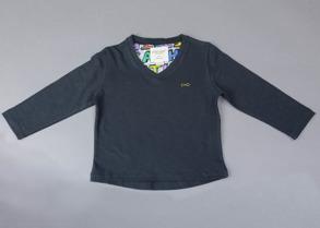 T-shirt V-neck - T-shirt V-neck 68/74