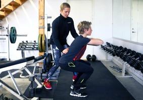 Personlig träning