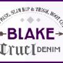 BLAKE- CRUELDENIM