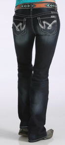 ABBY- CRUELDENIM - ABBY STL 1L/26 LONG LEG