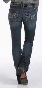 ABBY- CRUELDENIM - ABBY STL 0L/25 LONG LEG