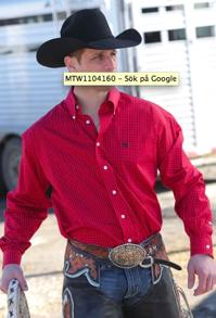 SKJORTA-CINCH - skjorta stl S