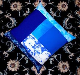 BlueSky 40x40cm