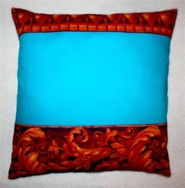 Turquoise 50x50cm