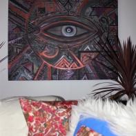 Peaceful eye
