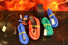 Universal kabel kit 30amp