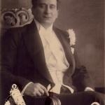 Operasångare Karl Wang