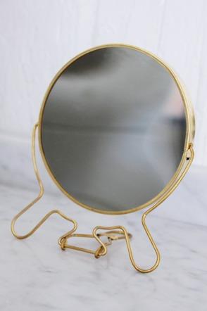 Spegel mässing stor MERAKI