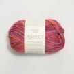 PERFECT - 4528 - Rosa/orange/lila print