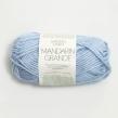 MANDARIN GRANDE - 6003 - Ljusblå