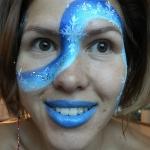 ansiktsmålning frost