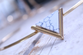 Halsband - Marmor