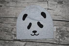 Panda med glad mun 52/54