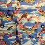 Perfect Skirt M välj mellan 23 olika tyger - Fågel i hjärta