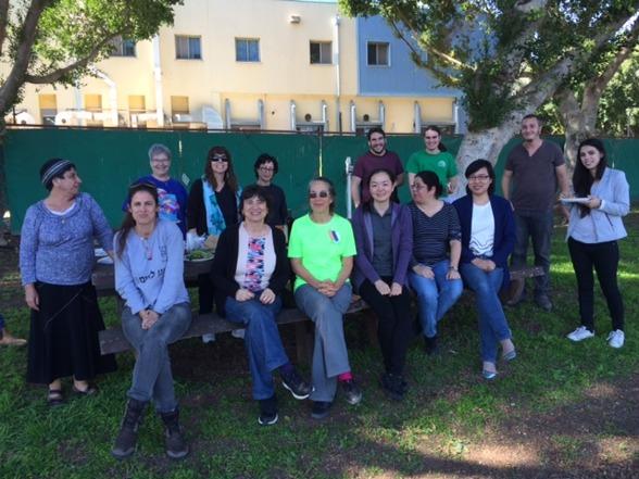 Course participants, photo unkown