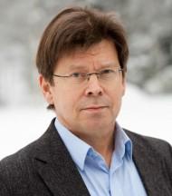 Tomas Lundmark, Stationsföreståndare för Svartberget