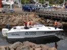 Läckert nytillskott i hamnen