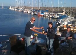 Tack Lillian Westerberg för entusiastisk beskrivning av Tall Ship Races