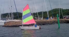 Erik rundar styrbordspricken